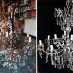 restauro lampadari genova